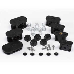 Crain SVR Complete Lock Set for 25' Rods