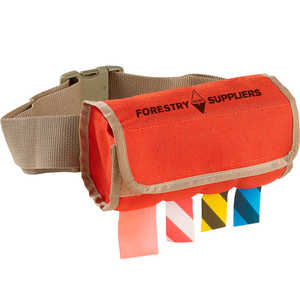 Forestry Suppliers Flagging Dispenser Bag