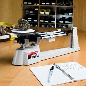 Ohaus 750SO Triple Beam Balance Scale