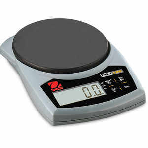 Ohaus Hand-Held Scale, 60g/120g, Model HH-120D