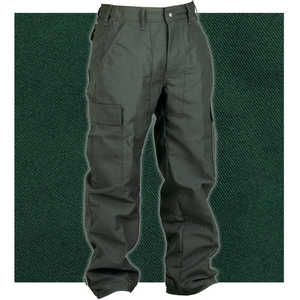 Crew Boss™ Spruce Green 6.0 oz. Nomex IIIA Brush Pants