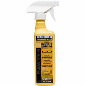 Sawyer Permethrin Tick Repellent, 12 oz. Pump Spray