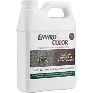 EnviroColor Mulch Colorant, Georgia Pine, 32 oz.