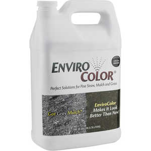 EnviroColor Mulch Colorant, Cocoa Brown, 1 Gallon