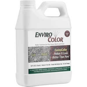 EnviroColor Mulch Colorant, Sierra Red, 32 oz.