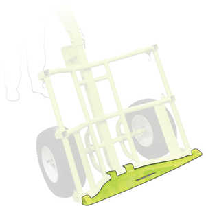 Lift Plate Option for Notch Modular Tree Cart