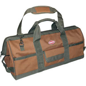 Bucket Boss Gatemouth 24 Long Boy Tool Bag