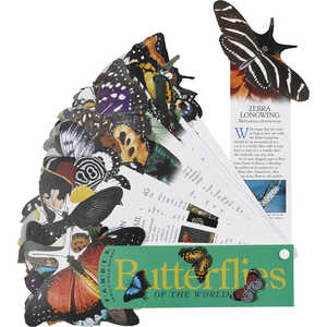 Fandex Family Field Guide: Butterflies of the World