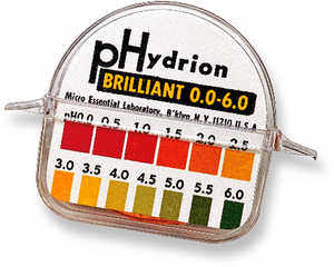 Hydrion pH Paper, Brilliant Dispenser