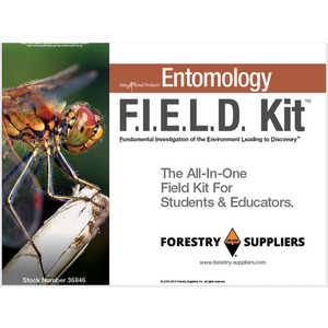Forestry Suppliers Entomology F.I.E.L.D. Kit