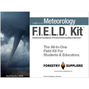Forestry Suppliers Meteorology F.I.E.L.D. Kit