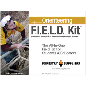 Forestry Suppliers' Orienteering F.I.E.L.D. Kit