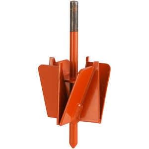 "THE MAXBIT Planting Auger, 4"" Diameter"