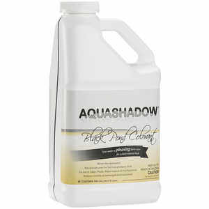 Aquashadow Black Pond Colorant, 1 Gallon