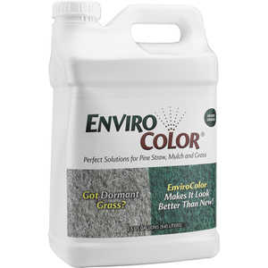 EnviroColor 4Ever Green Turf Colorant, 2.5 Gallons