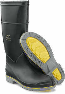 "Dunlop® FLEX 3 16"" Plain Toe Kneeboot with Power-Lug Outsole