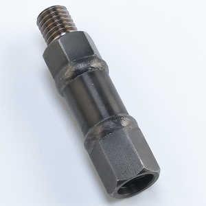 "AMS 5/8"" Threaded Male to Signature Female Adapter"