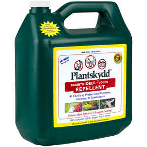Plantskydd Animal Repellent, Ready to Use 1.3 Gallon Jug