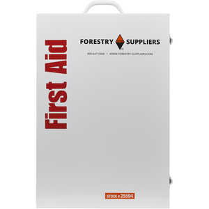 Forestry Suppliers 4-Shelf First Aid Station