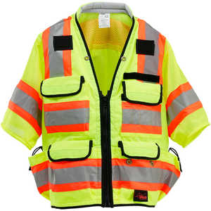 SECO Class 3 Safety Utility Vest