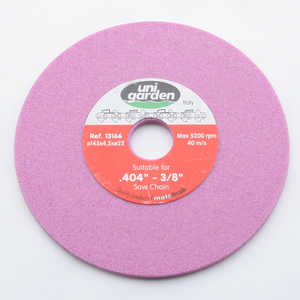 "Maxx Pro Chainsaw Sharpening Replacement Wheel, 5-5/8"" x 3/16"""