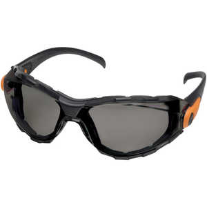 Elvex Go-Specs Safety Glasses, Grey Lens
