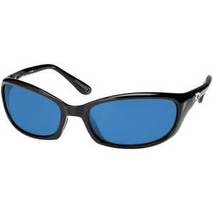 Costa Harpoon Sunglasses, 400G LightWAVE Glass, Blue Mirror Lens