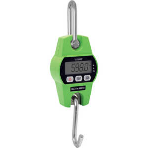 HME Heavy-Duty Hanging Scale, 880 lb. Capacity