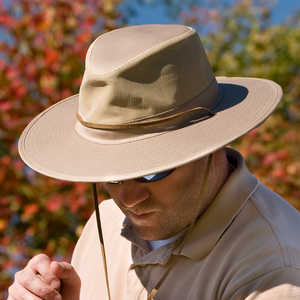 Peter Grimm Cloth Mesh Survivor Hat