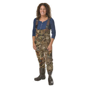 Pro Line Pintail Women's Neoprene Chest Waders, Shoe Size 6