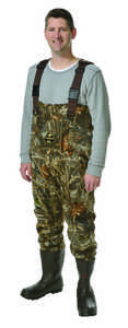 Pro Line Pintail Men's Neoprene Chest Waders, Regular, Size 11