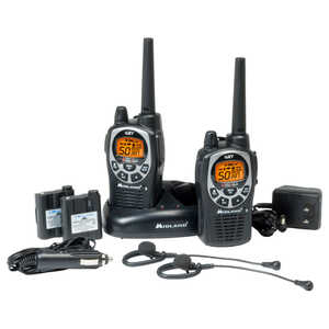 Midland GXT1000 Two-Way Radios, Pair