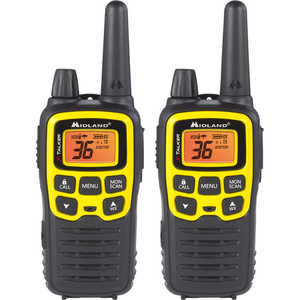 Midland X-Talker T61VP3 Two-Way Radios, Pair