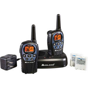 Midland LXT490 Two-Way Radios, Pair