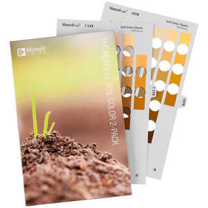 Munsell Soil Color Book Replacement Pages