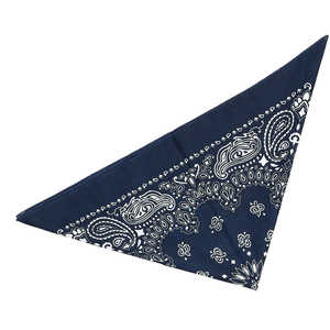 Bandana, Navy Blue