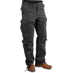 "Rothco Vintage Paratrooper Fatigue Pants, Black, XX-Large (43""-47"")"