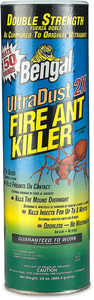 Bengal Ultradust 2X Fire Ant Killer, 24 oz. Shaker
