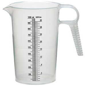Accu-Pour Measuring Pitcher, 32 oz./1 liter