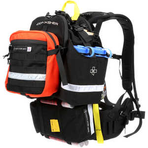 Coaxsher FS-1 Ranger Wildland Fire Pack, Orange