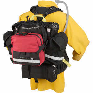 Coaxsher FS-1 Ranger Wildland Fire Pack, Red