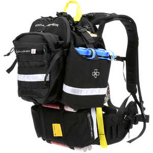 Coaxsher FS-1 Ranger Wildland Fire Pack, Black