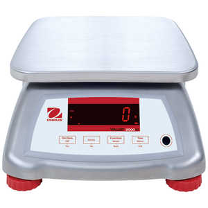 Ohaus Valor 2000 Compact Bench Scale, Model V22PWE6T