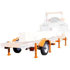 Norwood Industries Trailer/Support Jack Package