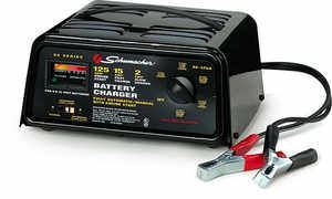 Schumacher 125/15/2 Amp Battery Charger/Starter