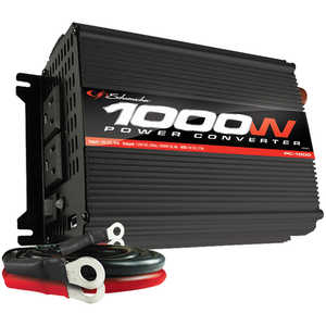 Model PC-1000, Schumacher Power Inverter