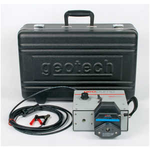 Geotech Geopump Peristaltic DC Pump, Two-Station, Dual RPM