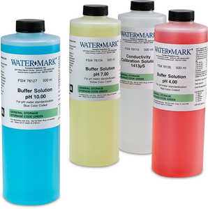 WaterMark pH/Conductivity Calibration Kit