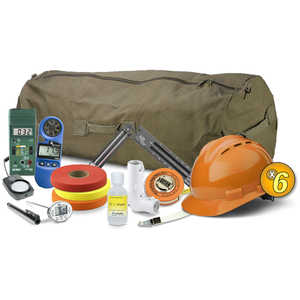Forestry Suppliers Forestry Field Studies F.I.E.L.D. Kit, Basic