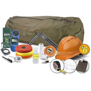 Forestry Suppliers Forestry Field Studies F.I.E.L.D. Kit, Advanced